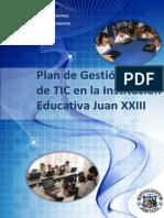 Pgtic Juan Xxiii 2015