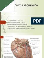 Fisiopatologia - Cardiopatia Isquémica