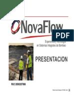 Brochure - Presentacion Novaflow