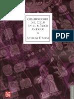 Observadores del cielo en el México antiguo