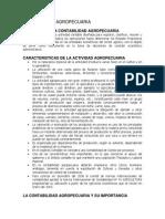 Contabilidad Agropecuaria Perú