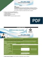 Actividad de Aprendizaje Unidad 2 planificacion y preparacion de auditorias