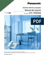 Manual Usuario TEB 308