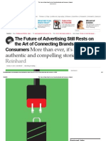 The Future of Advertising Rests on Connecting Brands and Consumers _ Adweek