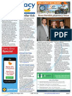 Pharmacy Daily for Fri 21 Aug 2015 - GBMA hails biosimilar tick, DDS works with McGrath Foundation, Novo Nordisk pharmacy focus, Events Calendar and much more