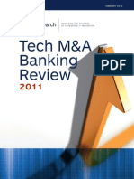 The 451 2011 Tech Banking Review