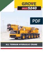 GMK5240_NA_catalogo Grua 240 Ton