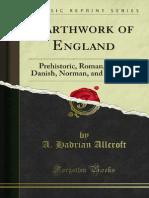 Earthwork of England Prehistoric Roman Saxon Danish Norman