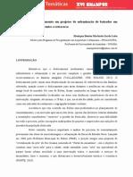 Remoção  e  reassentamento  em  projetos  de urbanização  de baixadas em  Belém