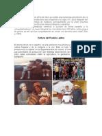 Caracteristicas de Las Culturas de Guatemala