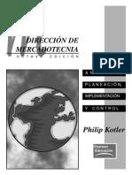 Mercadotecnia de Kotler