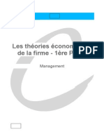 Theorie de La Firme