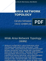 6 Wide Area Network Topology