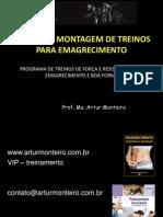 1 CLINICA DE MONTAGEM DE TREINOS PARA EMAGRECIMENTO E BOA FORMA - Artur Guerrini Monteiro 2011.pdf