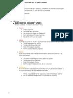 Características de Relevantes de Las Formas