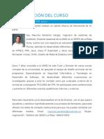 Presentacion Del Curso2015