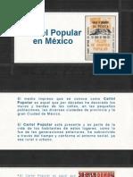 Cartel Popular en México