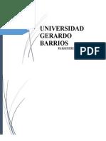 Universidad Gerardo Barrios
