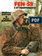 Andrew Stevens - Waffen SS, Uniformes Et Equipements