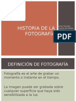 Fotografia Historia y Evolución