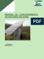 Manual de Sistemas Solares