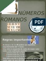 Tiago Algarismos Romanos
