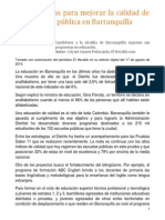 Propuestas para mejorar la calidad de la educación pública en Barranquilla.pdf
