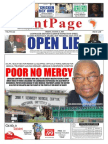 Friday, August 21, 2015 Edition