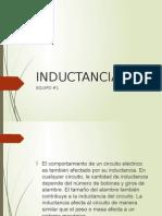 No. 1 Inductancia