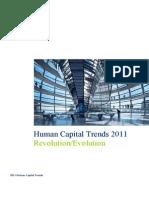 Deloitte Human Capital Trends 2011