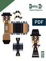 BreakingBad Heisenberg by Gus Santome