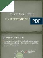 2.8 Understanding Gravity