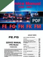 fuso truck Manual