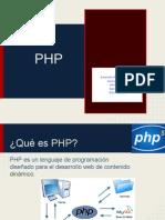 UNIDAD 4 - Introduccion a PHP