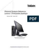 ThinkCentre Desktops