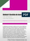 Curso de Finanzas i u4 Gestion de Inventarios