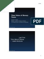 Mod 4 - TVM - Taxes - Slides