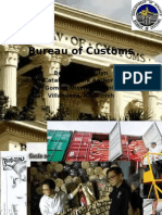 Bureau of Customs- Acctg