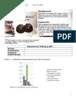 CASE STUDY - Valentino Chocolate