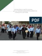 Plan Estrategico De Desarrollo de Conocoto 2011 2025