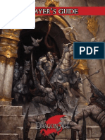 Dragon Age Set 03 - Player's Guide