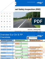 Road Safety Inspection (RSI)