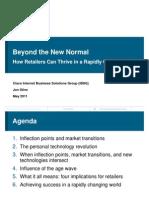 Beyond the New Normal IBSG 051211 FINAL Cisco