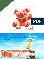Brand Positioning of Haldirams