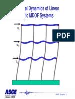 MDOF Dynamics