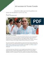 Los Secretos Del Asesinato de Vicente Castaño Gil