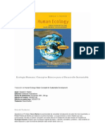 G. Marten - Ecología Humana