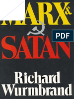 WURMBRAND, Richard - Marx And Satan