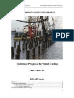 Technical Proposal Steel casing (2st Edi,1 Rev) .docx
