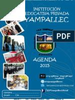 Agenda 2015 Secundaria Nuevo